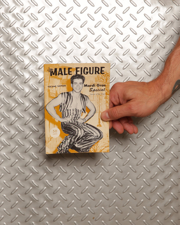The Male Figure Volume 16