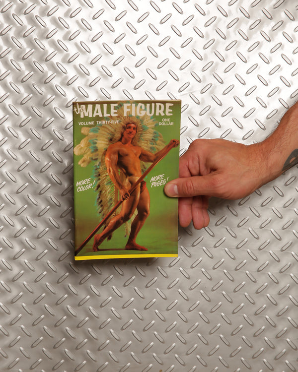 The Male Figure Volume 35