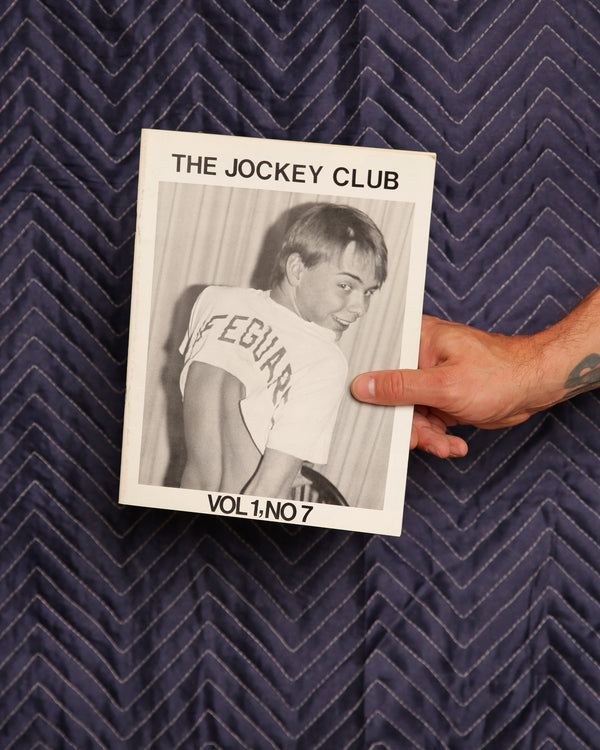 The Jockey Club Vol 1, No 7