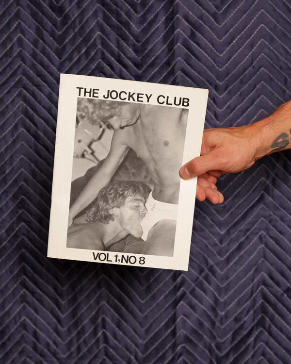 the jockey club vol 1, no 8