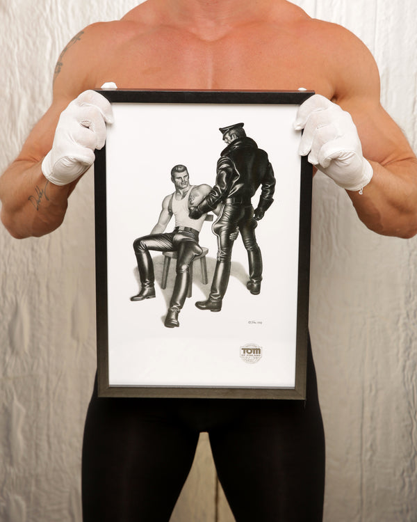 Tom of Finland Tom's Booted Men, 1982