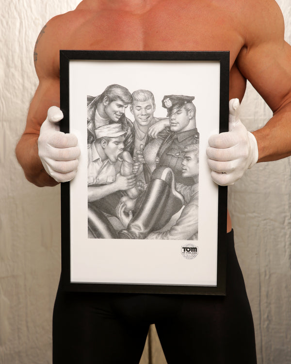 Tom of Finland Tom's Rockwell, 1968
