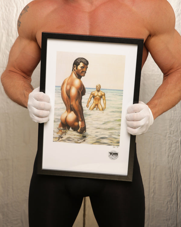 Tom of Finland Hot Water, 1980