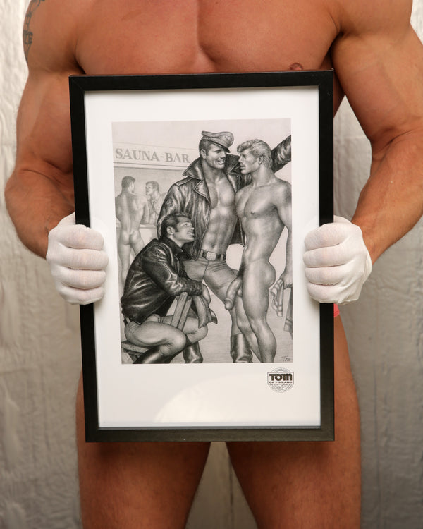 Tom of Finland Youthful Innocence, 1969