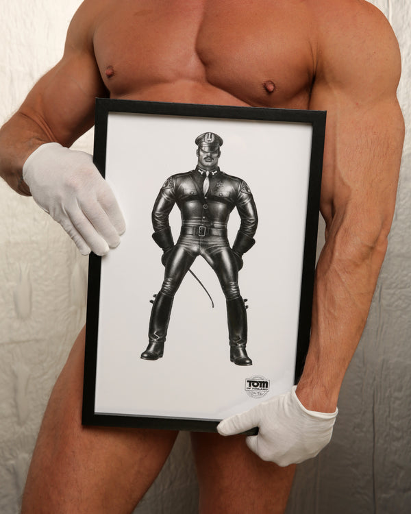 Tom of Finland Untitled 2, 1986