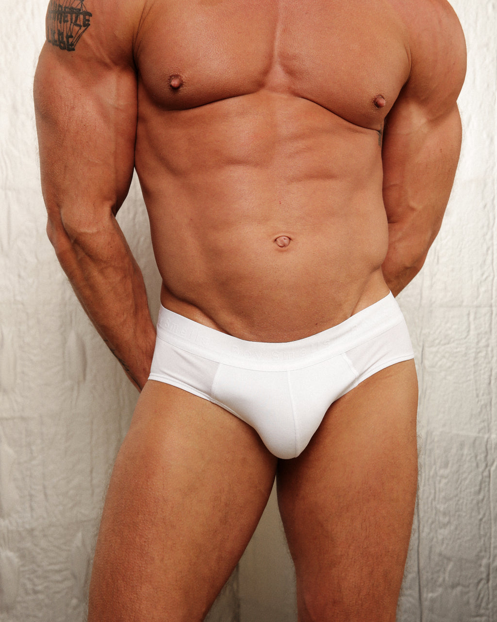White Brief by Boy Smells Unmentionables