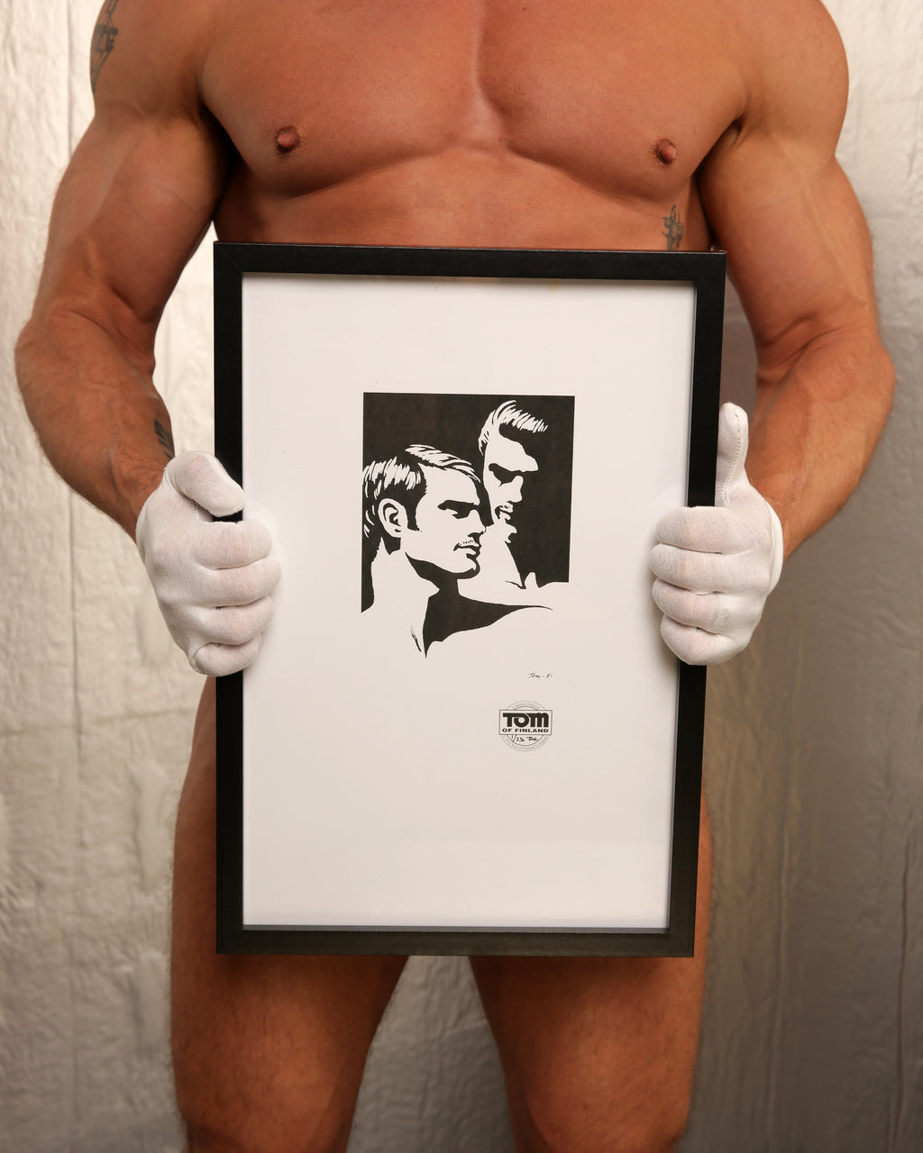 Tom of Finland Untitled 51, 1981