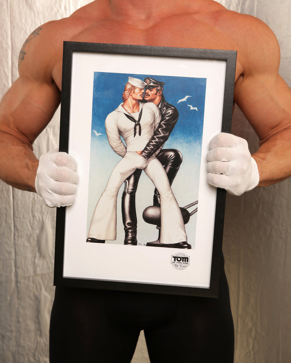 Tom of Finland Bon Voyage, 1986