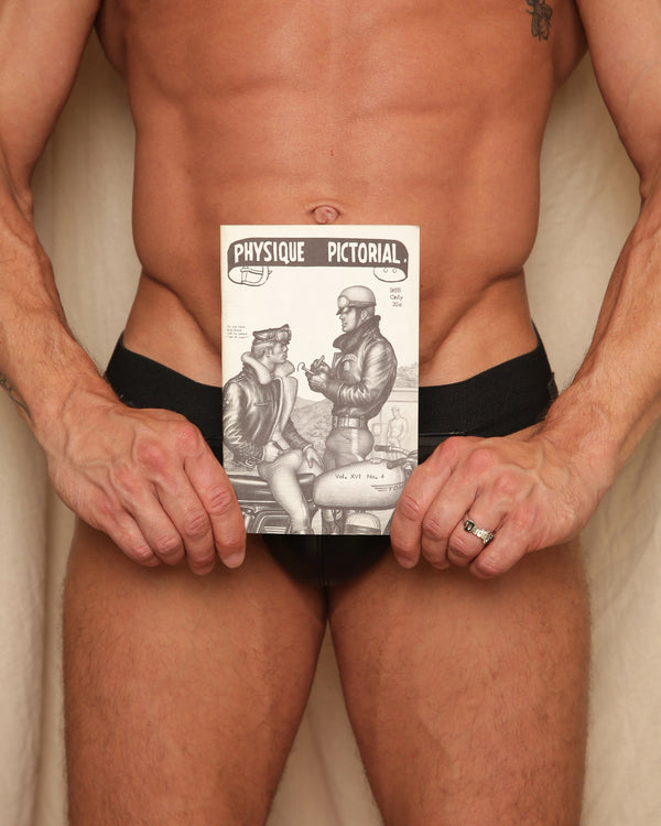 Vintage Physique Pictorial - Volume 16 Issue 4
