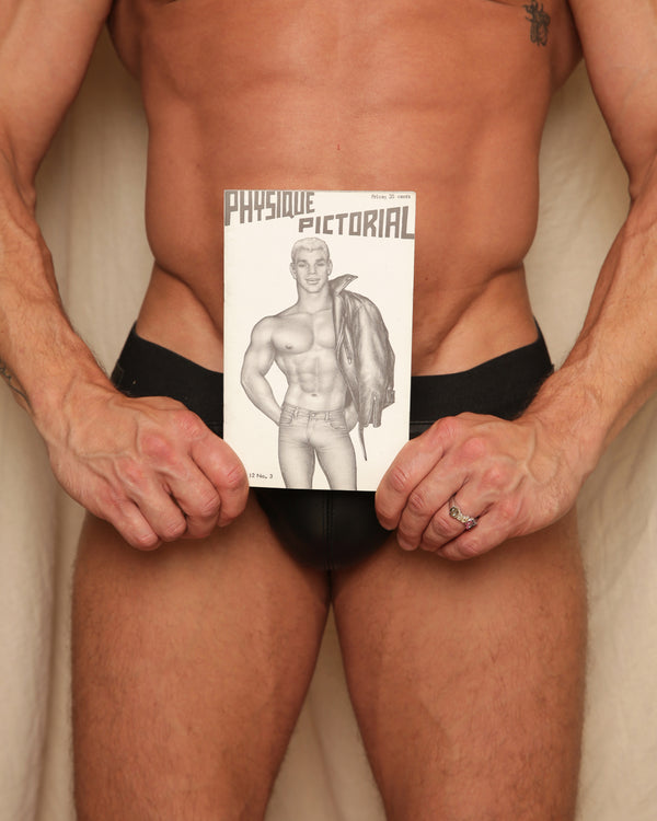 Vintage Physique Pictorial - Volume 12 Issue 3