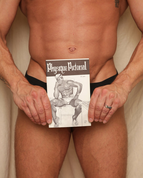 Vintage Physique Pictorial - Volume 15 Issue 2
