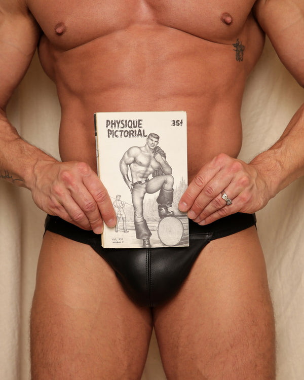 Vintage Physique Pictorial - Volume 16 Issue 2