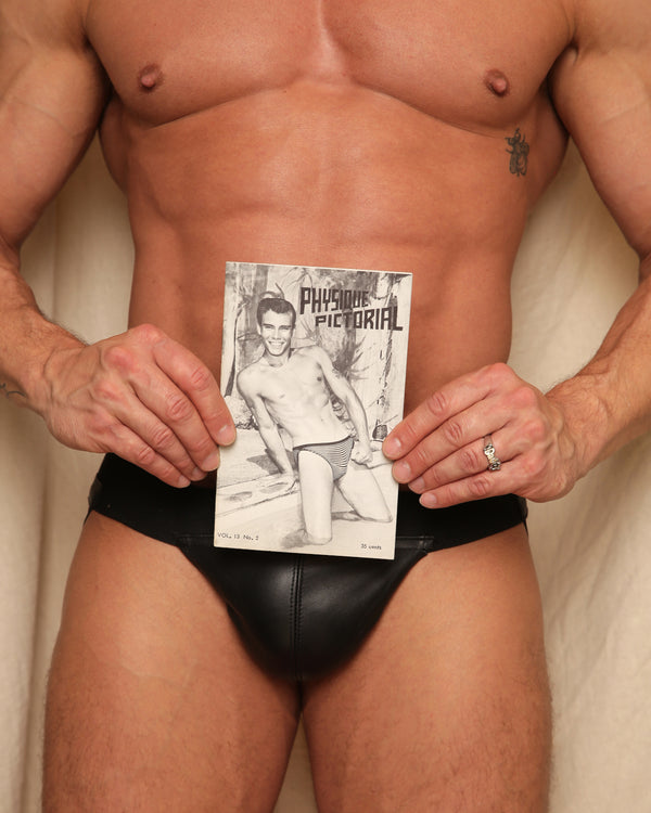 Vintage Physique Pictorial - Volume 13 Issue 2