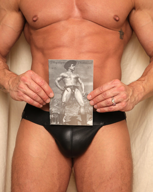 Vintage Physique Pictorial - Volume 35 Issue 1
