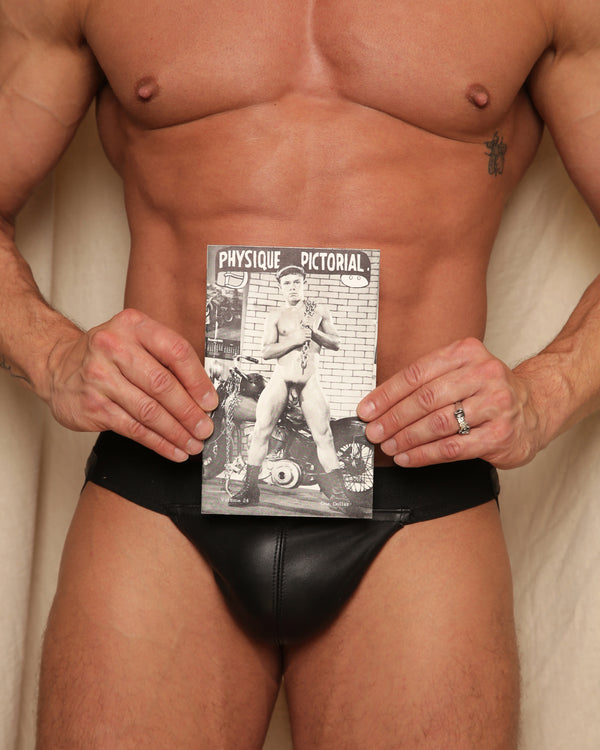 Vintage Physique Pictorial - Volume 24 Issue 1