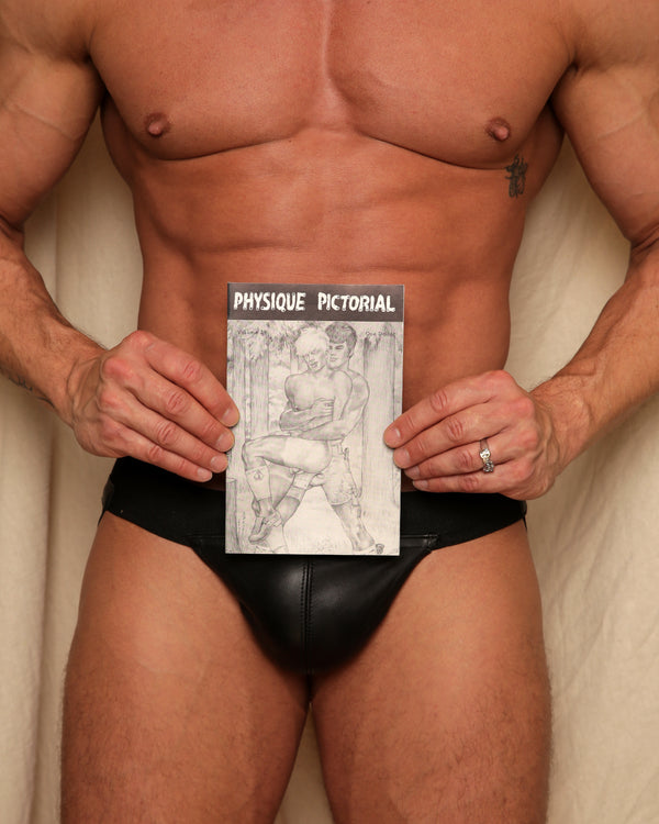 Vintage Physique Pictorial - Volume 29 Issue 1