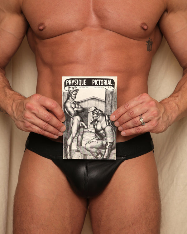 Vintage Physique Pictorial - Volume 23 Issue 1