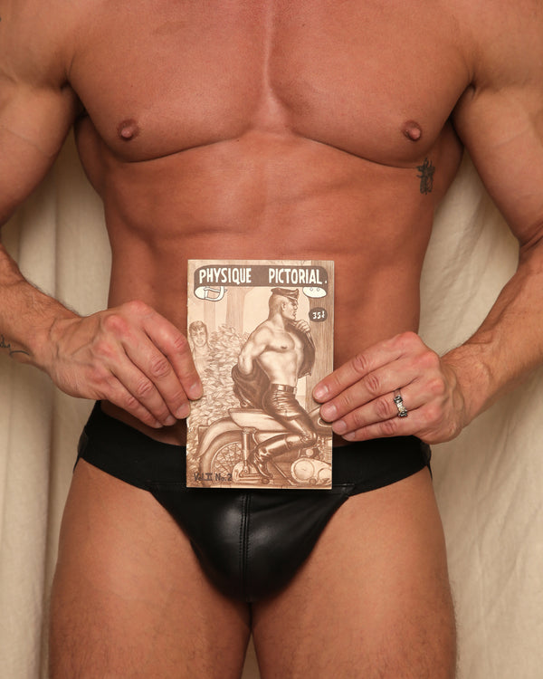 Vintage Physique Pictorial - Volume 11 Issue 2
