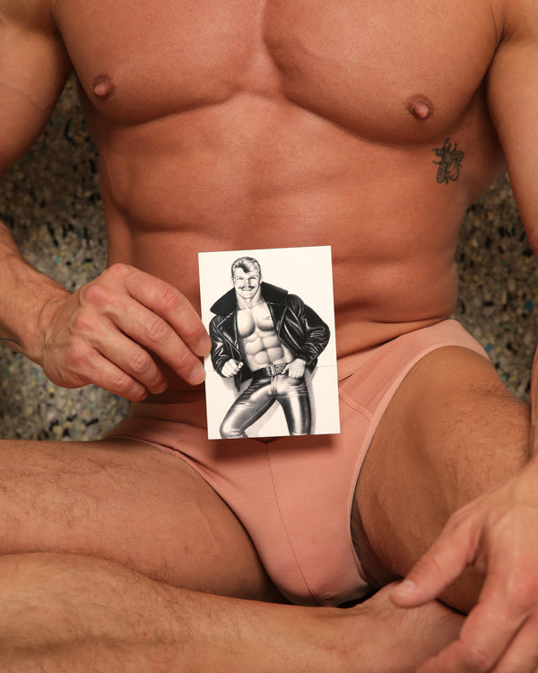 Durk - Tom of Finland Postcard