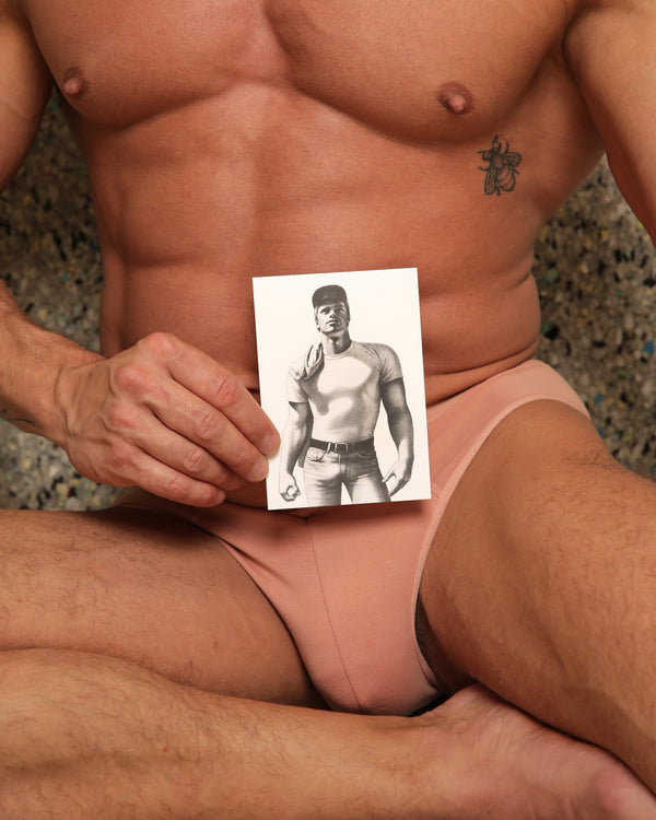 Stud - Tom of Finland Postcard