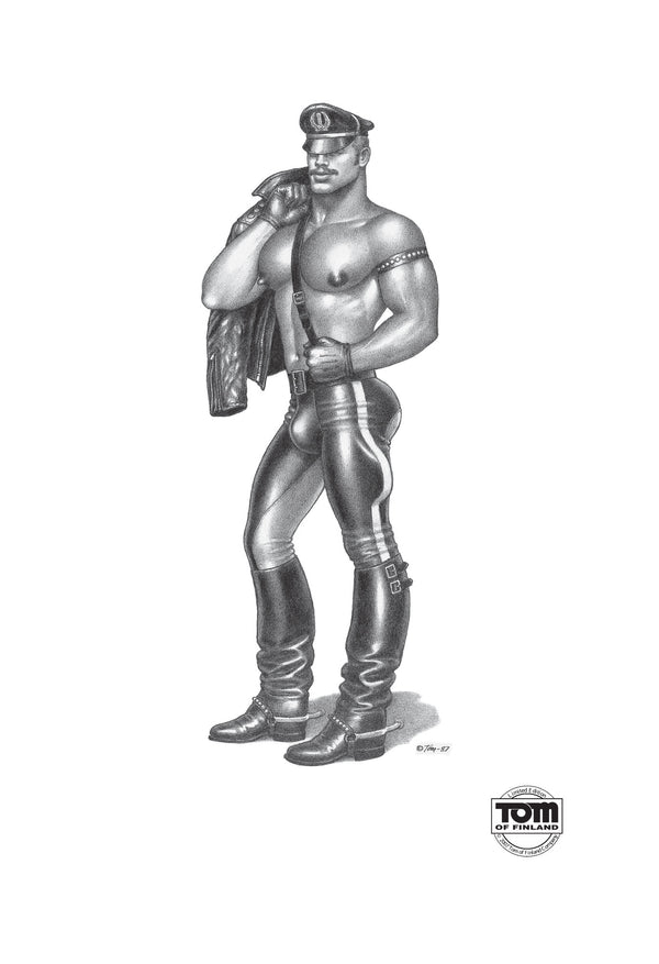 Tom of Finland Leather Geared, 1987
