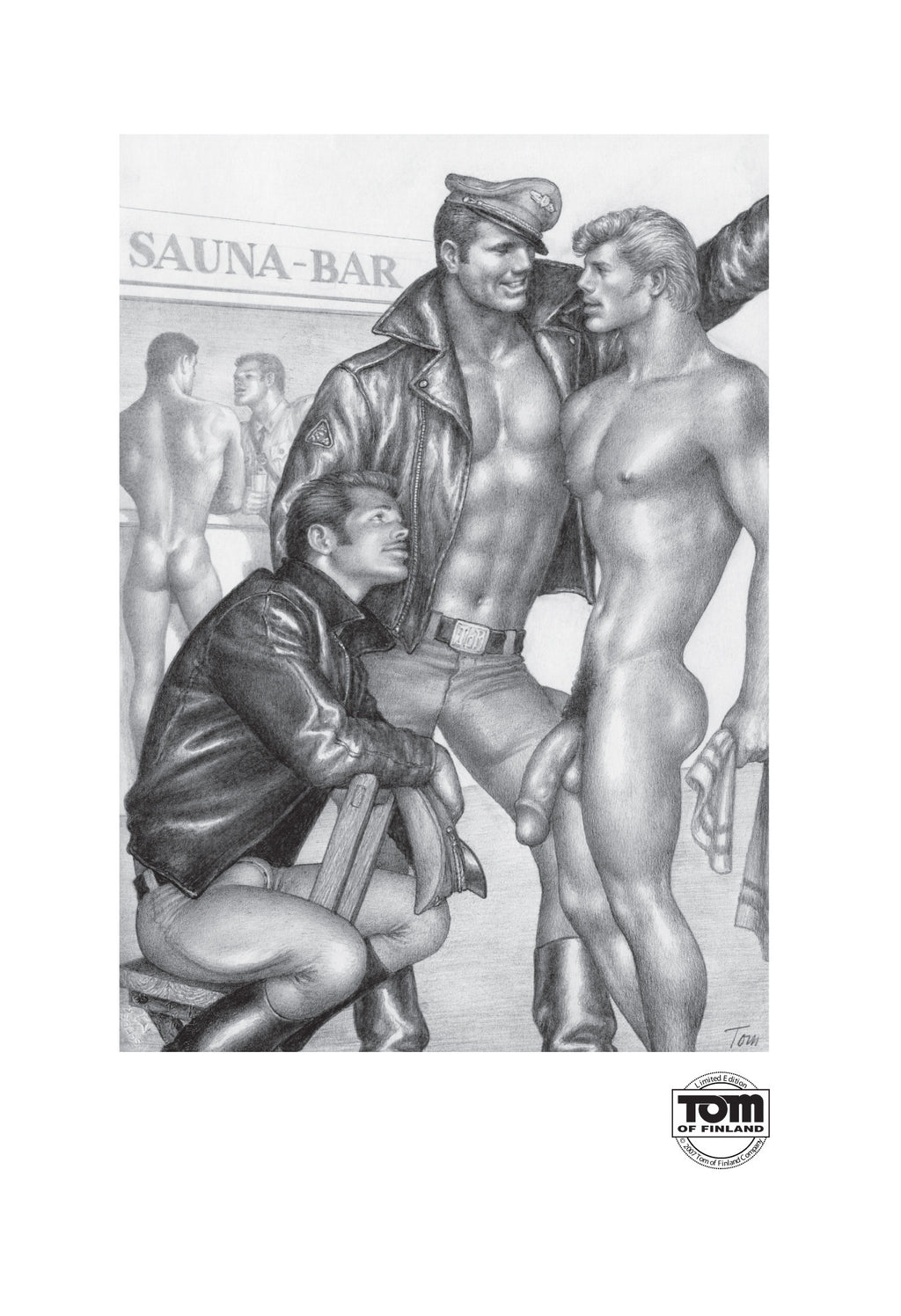 "Tom of Finland ""Youthful Innocence"", 1969"