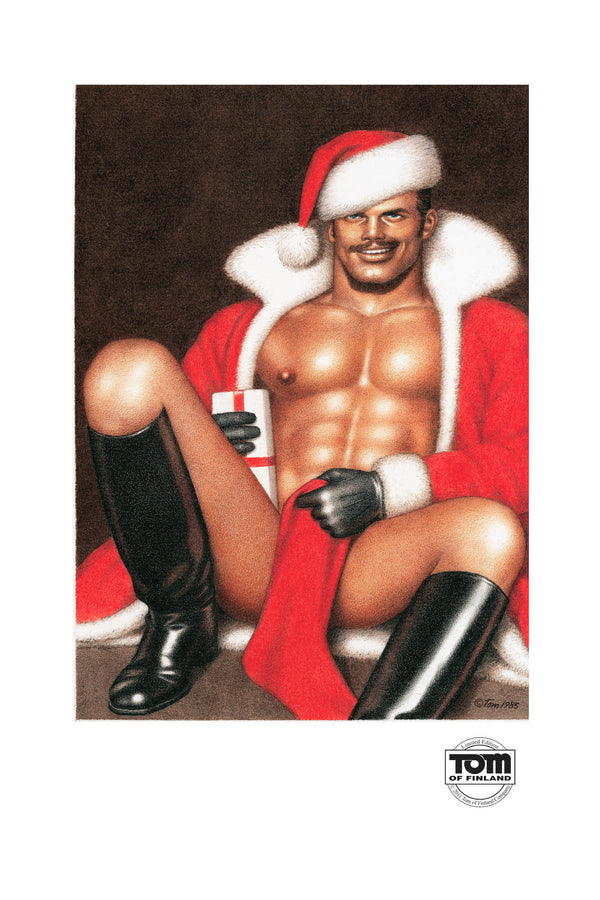 Tom of Finland Untitled 52, 1985
