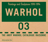 Andy Warhol Catalogue Raisonné, Volume 3