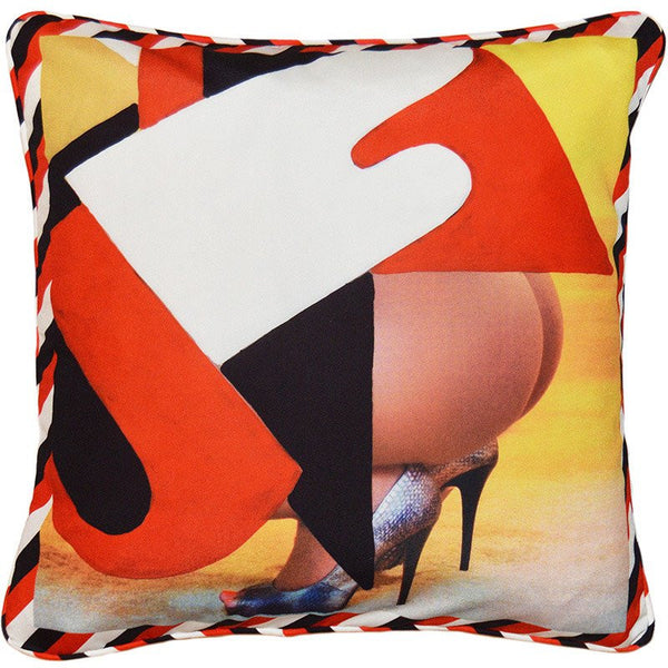 avaf Butt Pillow for Henzel Studio
