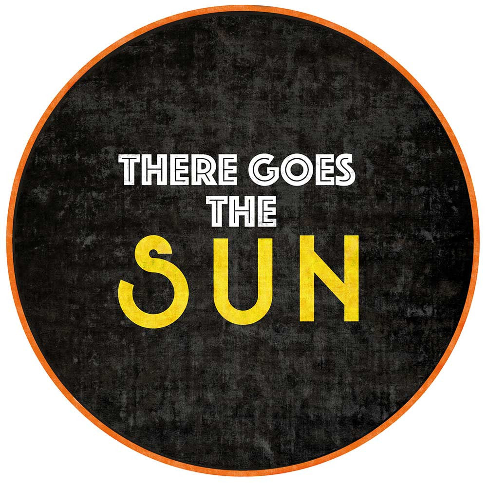 "Bernhard Willhelm 3000 ""There Goes The Sun"" Henzel Studio Hand Tufted Rug"