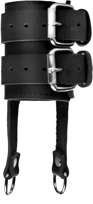 Ball Stretcher with 2 Pulls by Strict Leather