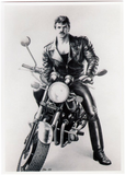 Biker - Tom of Finland Postcard