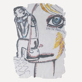 Bjarne Melgaard: Henzel Studio Collaborations Rug #1