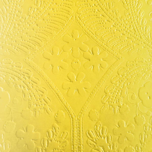 Christian Lacroix Neon Yellow Ombre Paseo Notebook