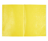 Christian Lacroix Neon Yellow Ombre Paseo Notebook (Medium)