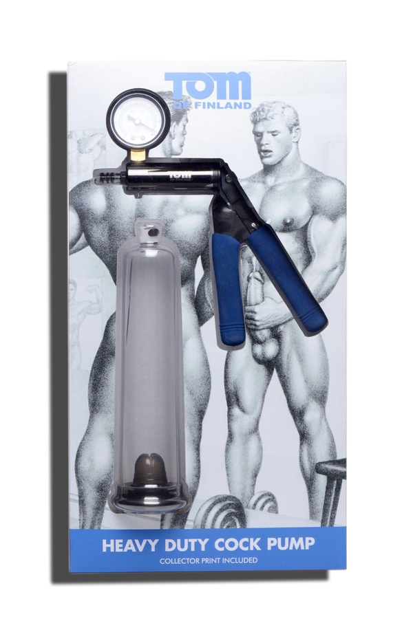 Tom of Finland Heavy Duty Cock Pump
