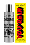 Andy Warhol's You're In Eau De Toilette by Comme des Garçons