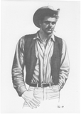 Cowboy - Tom of Finland Postcard