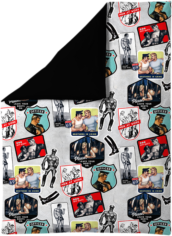 Cruise Duvet Cover by Finlayson x Tom of Finland