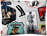 Cruise Pillow Cover by Finlayson x Tom of Finland