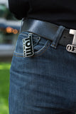 Tom of Finland Logo Key Ring