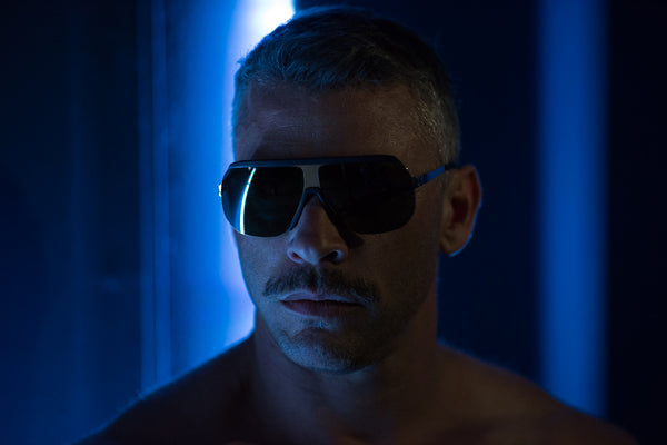 Bernhard Willhelm x Mykita - Wolfi Sunglasses
