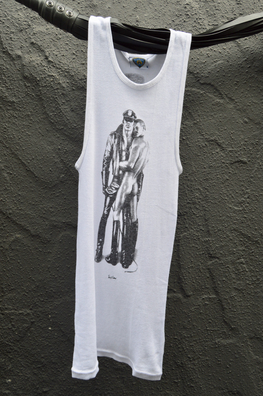 "Tom of Finland ""Whip Boy"" Tank"