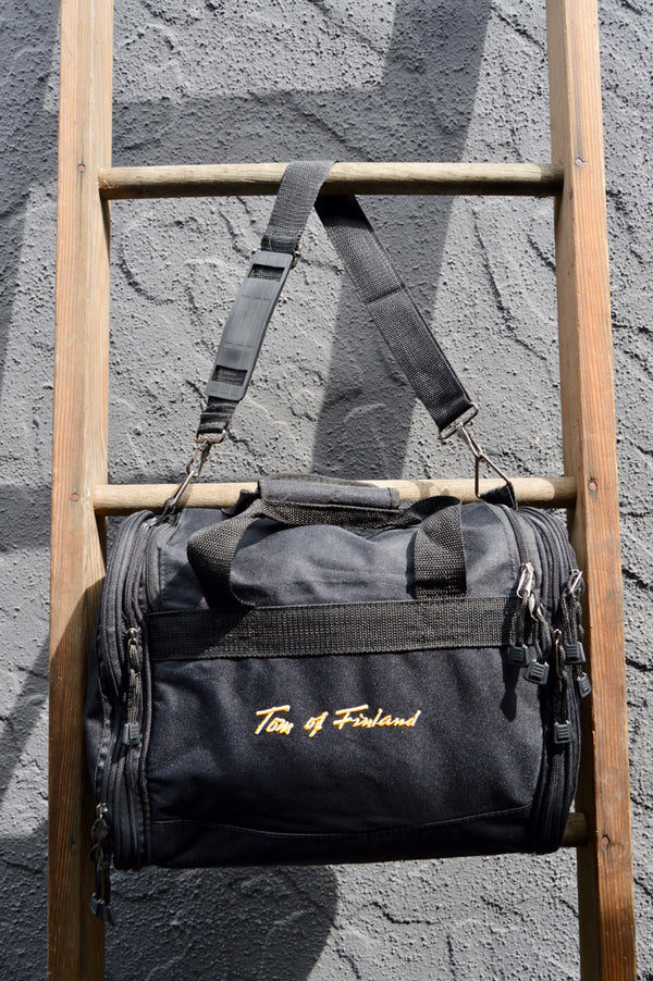Tom of Finland 90's Expandable Gym Bag