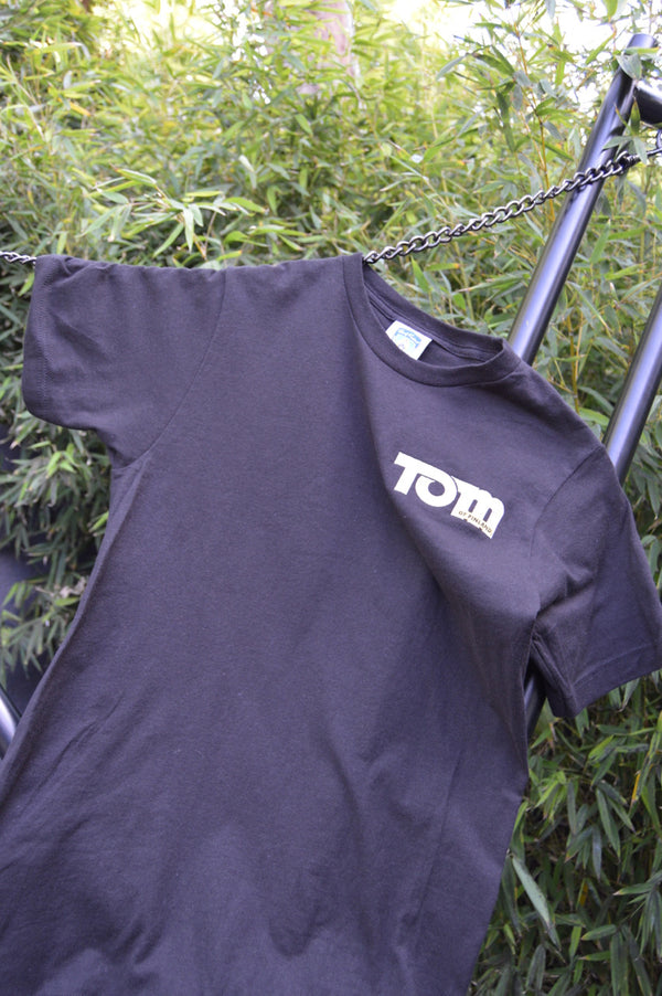 "Tom of Finland ""TOM OF FINLAND"" Embroidered T-Shirt"