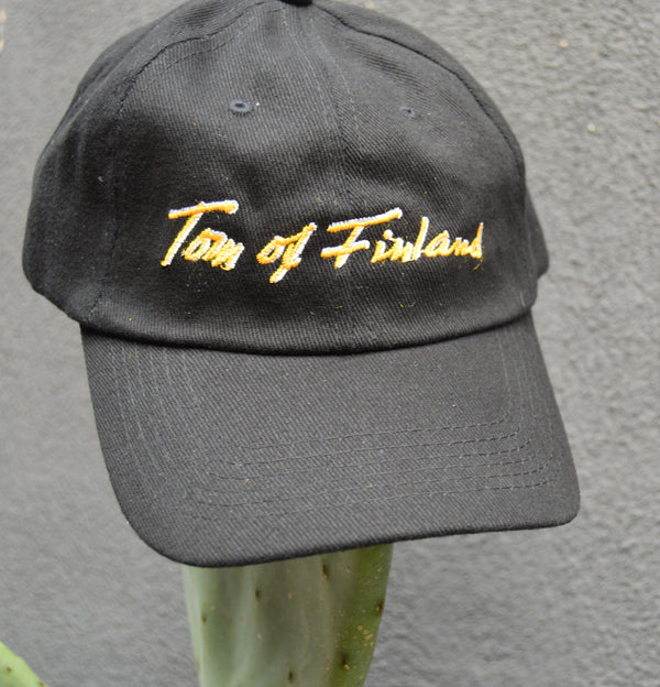 Tom of Finland Hand Signature Baseball Hat
