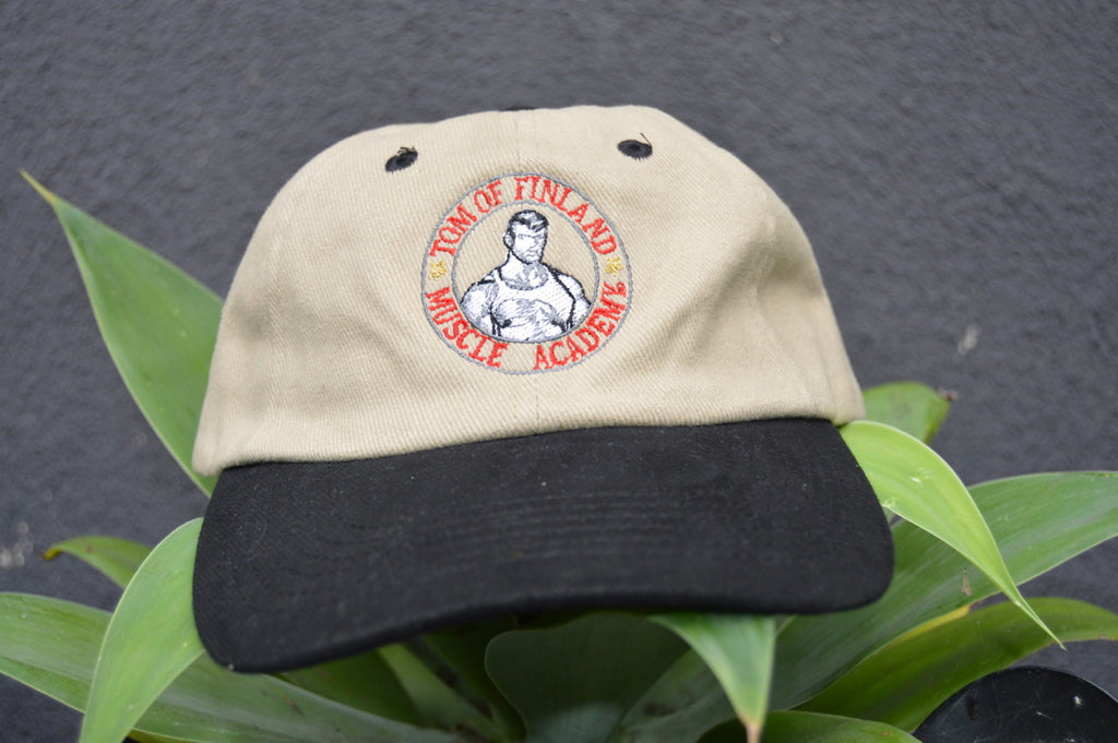 "Tom of Finland ""Muscle Academy"" Baseball Hat"