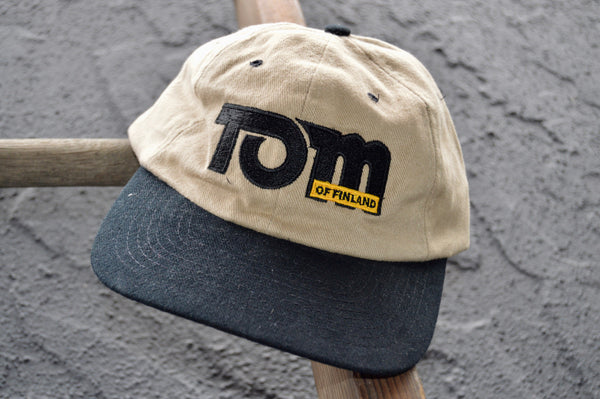 Tom of Finland Logo Baseball Hat