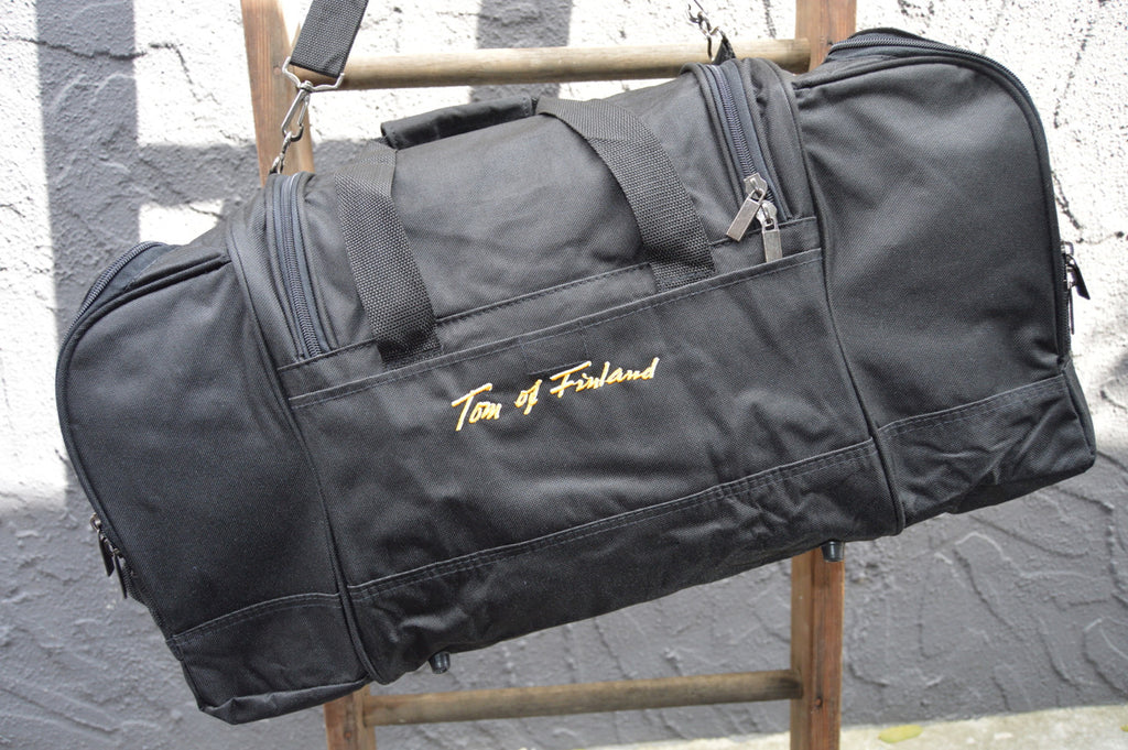 Tom of Finland Large 90's Gym Bag