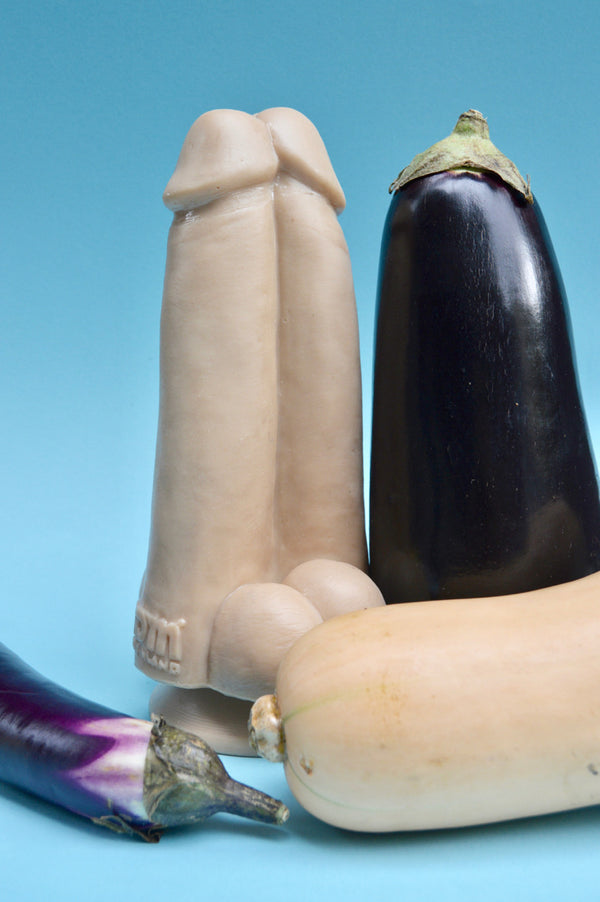 Tom of Finland Dual Dicks Dildo
